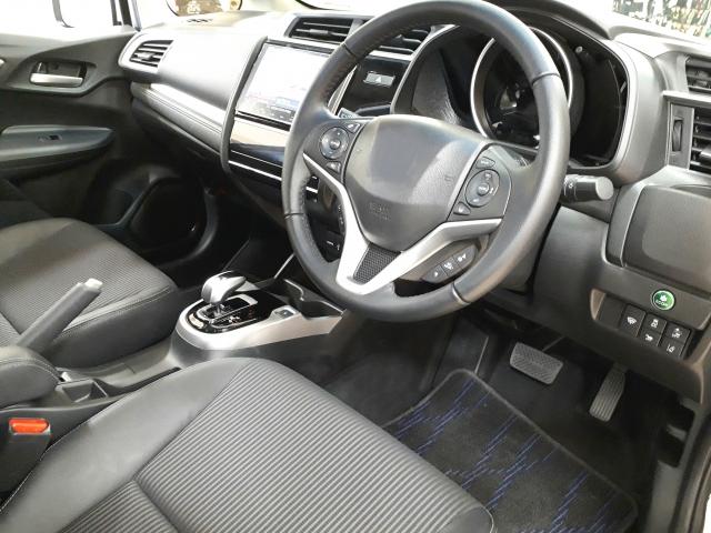査定時の車内の写真